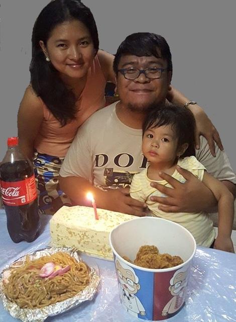 Fred's Birthday