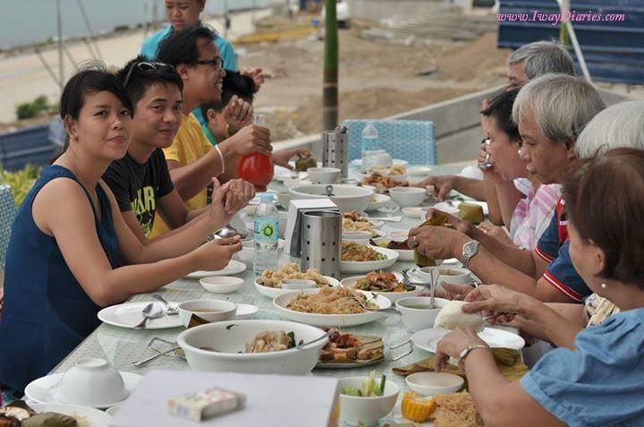 Lunch at Parilya