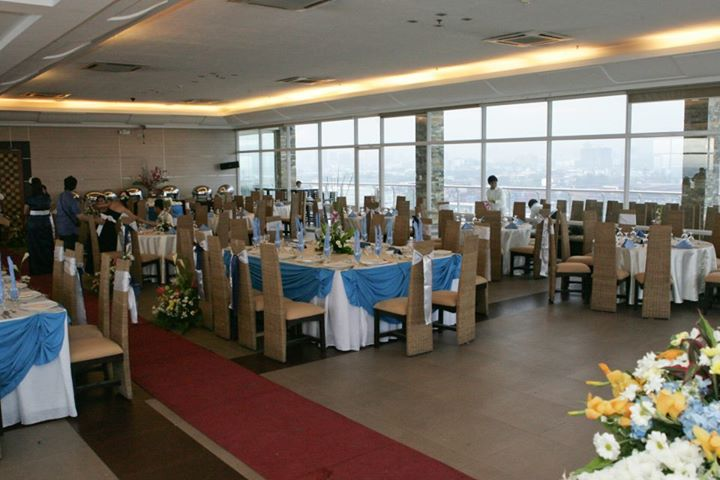 Venue at the top of Robinland