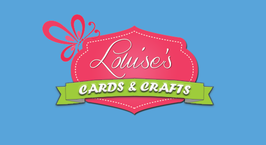 Louise's Cards and Crafts Logo