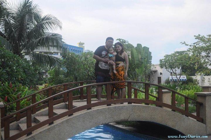 Iway Family at Radisson blu hotel
