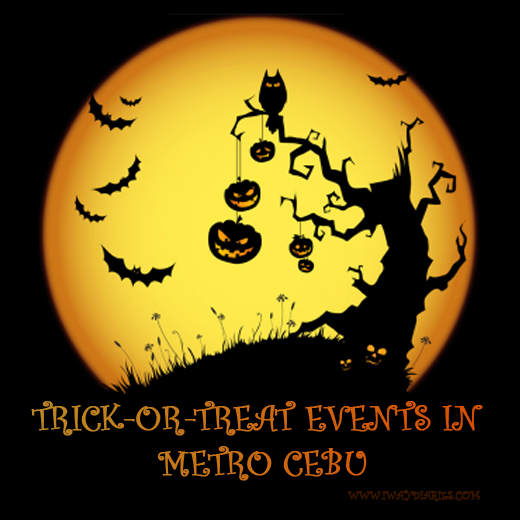 halloween trick-or-treat in Cebu