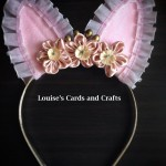 Easter Bunny Headband