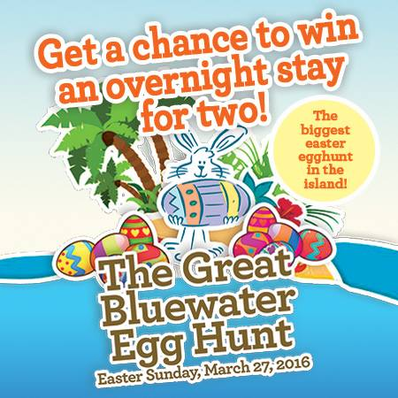 Easter Acitivty - Bluewater Maribago Beach Resort