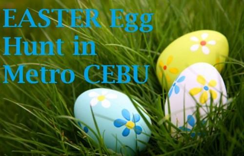 Easter Egg Hunt - Cebu City