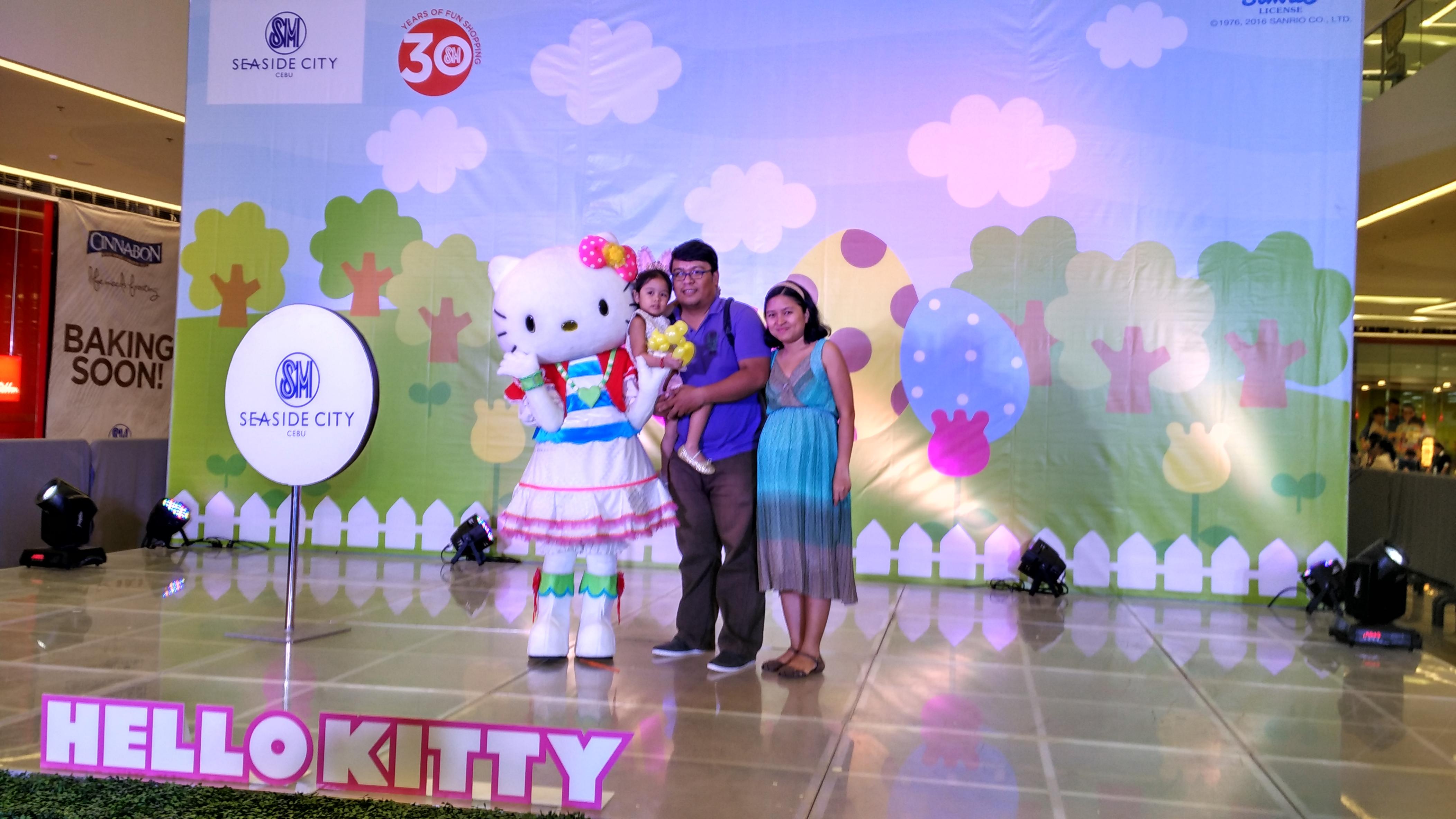 Hello Kitty Meeting