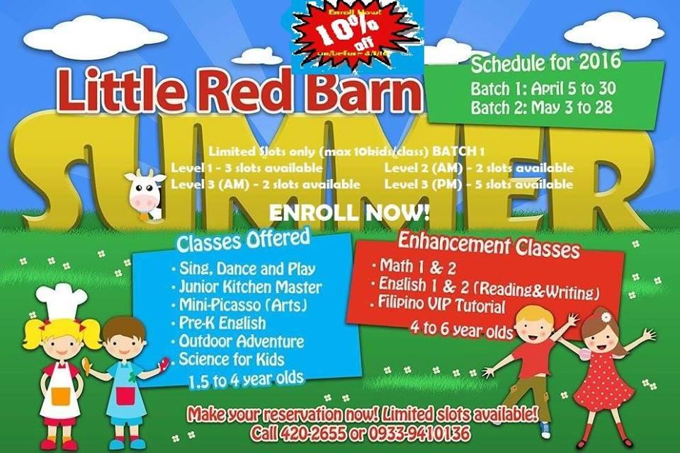 Little Red Barn Learning Center