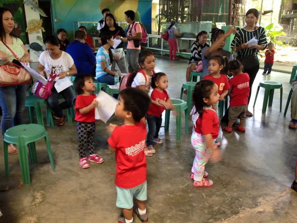 Louise in Crocolandia Cebu