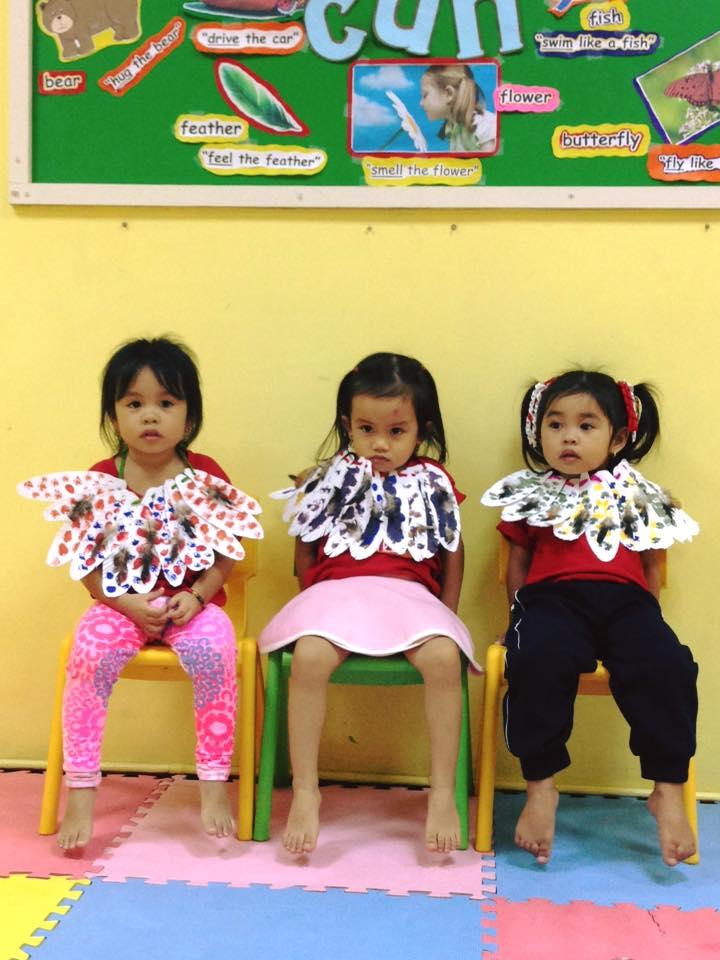 Louise in Little Red Barn Cebu