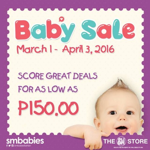 SM Babies Sale