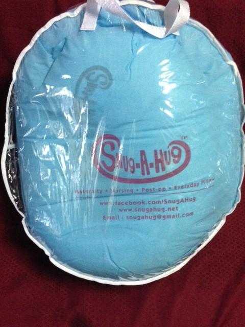 snug-a-hug pillow set