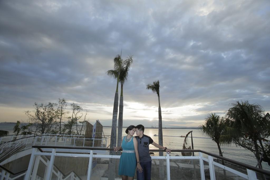 Prenup Photoshoot - Cavanico il Mare Beach Resort 3