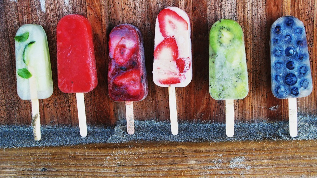 popsicles for the beach