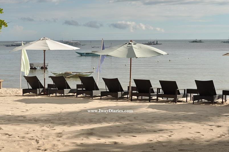 Beachfront of Panglao Tropical Villas