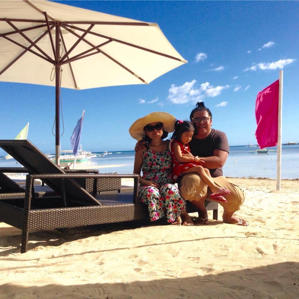 Iway Family at Panglao Tropical Villas