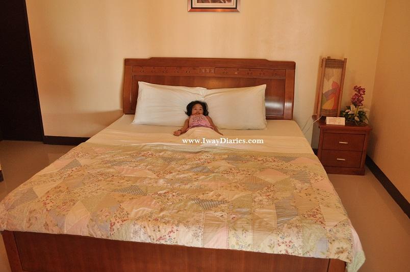 Louise at Panglao Tropical Villas