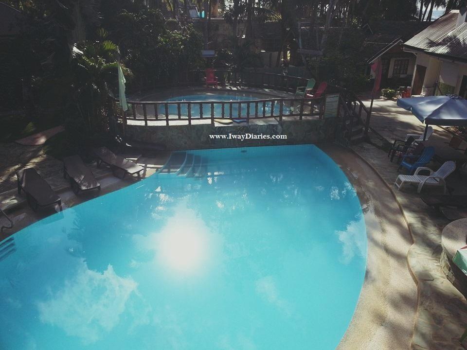 Panglao Tropical Villas Swimming Pool