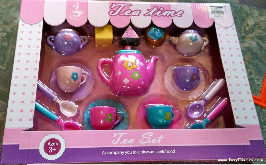 Toy Kingdom Tea Set - 1