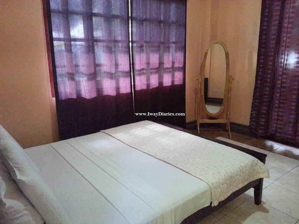Villa Vidas Bedroom Downstairs - Panglao Tropical Villas