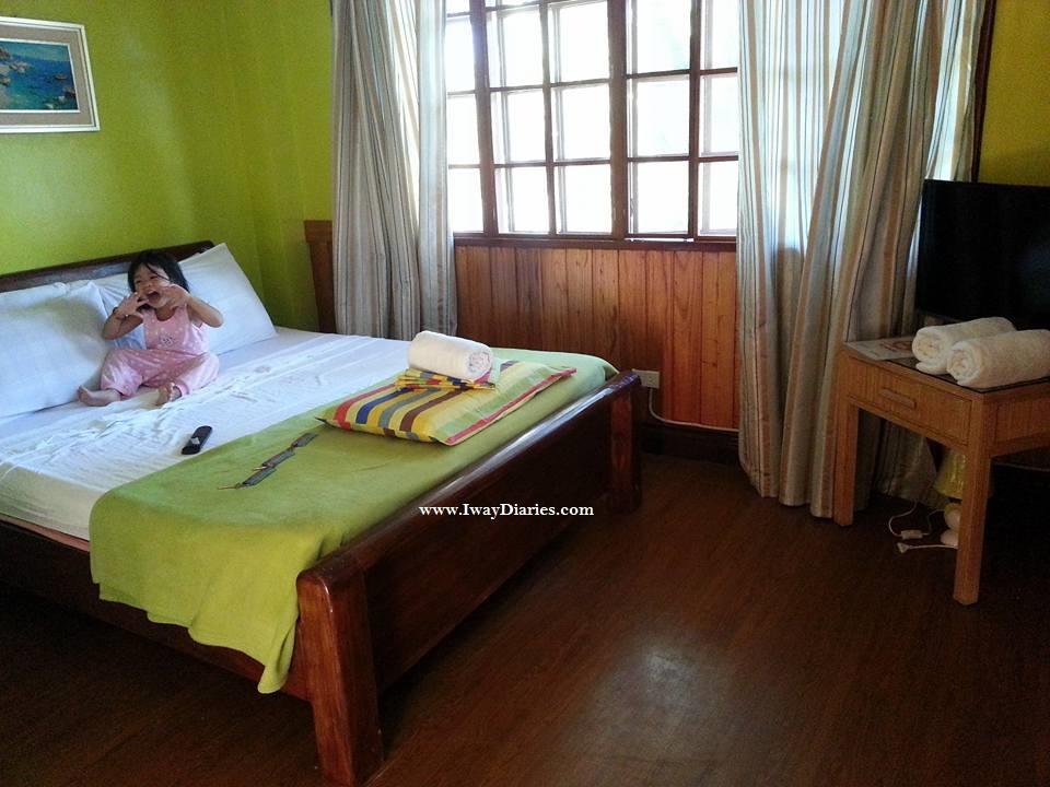 illa Vidas Bedroom1 Upstairs - Panglao Tropical Villas