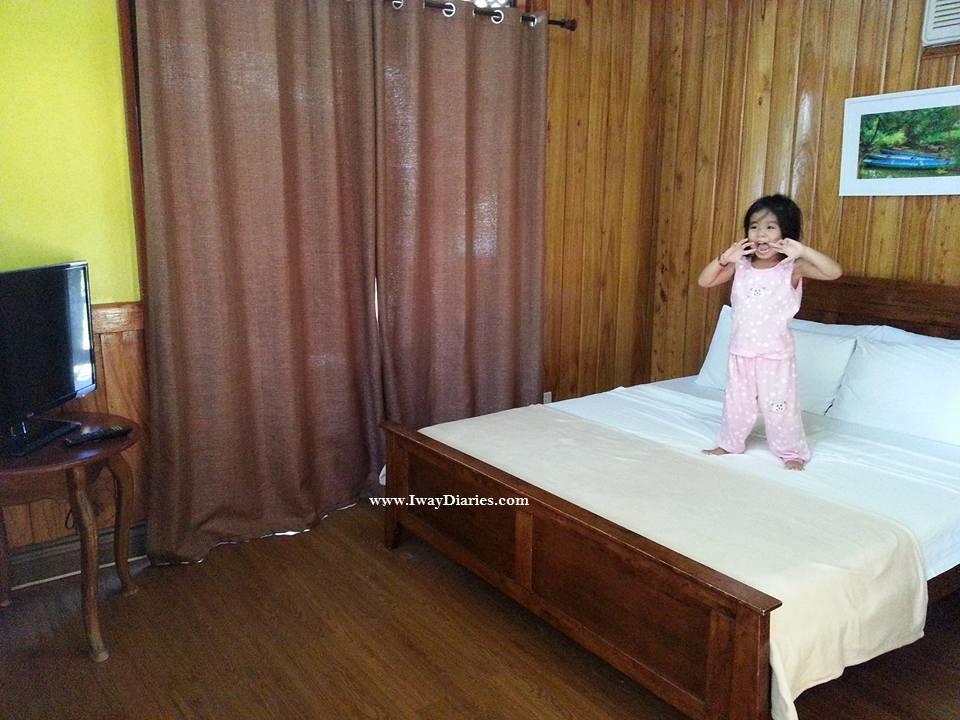 Villa Vidas Bedroom2 Downstairs - Panglao Tropical Villas