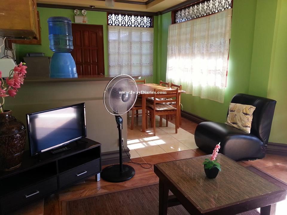 Villa Vidas Kitchen View - Panglao Tropical Villas