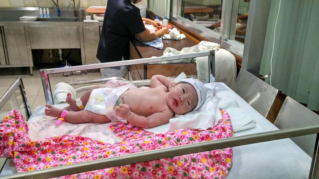Newborn Baby - Martina