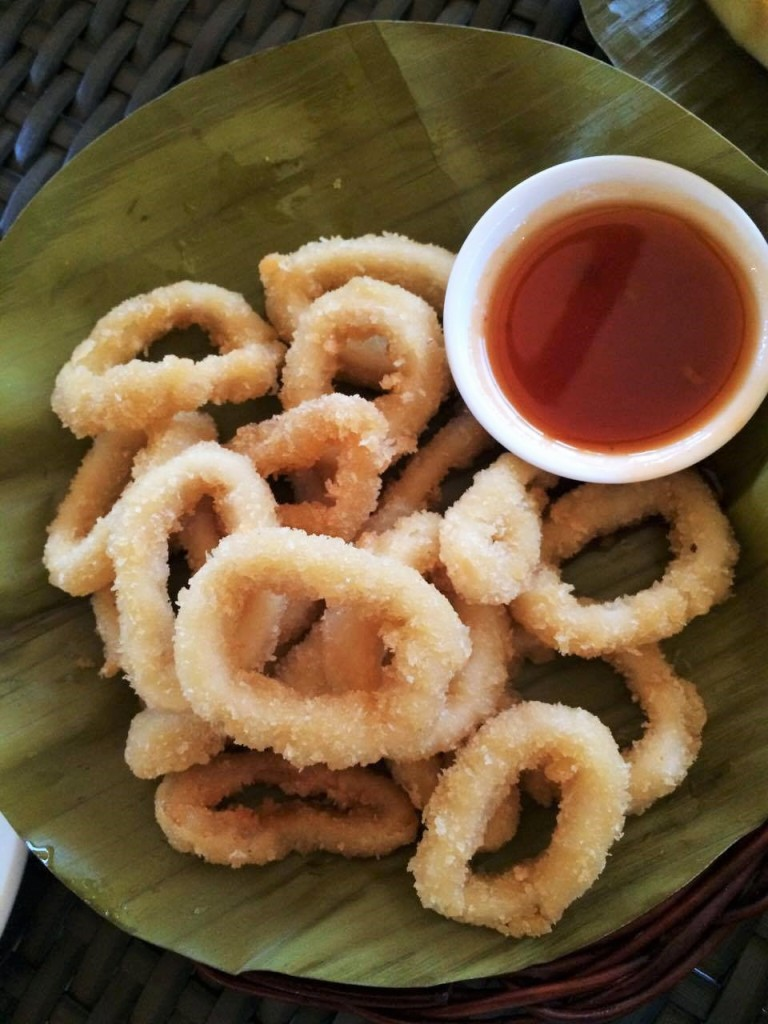 Calamares of SRP Lantaw Native Restaurant