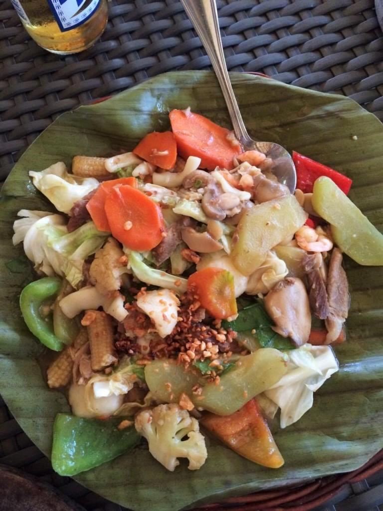 Chopsuey of Lantaw Native Restaurant SRP Cebu