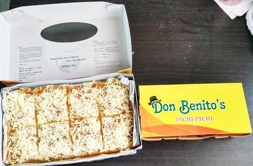 Don Benitos Cassava Cake and Pichi-Pichi