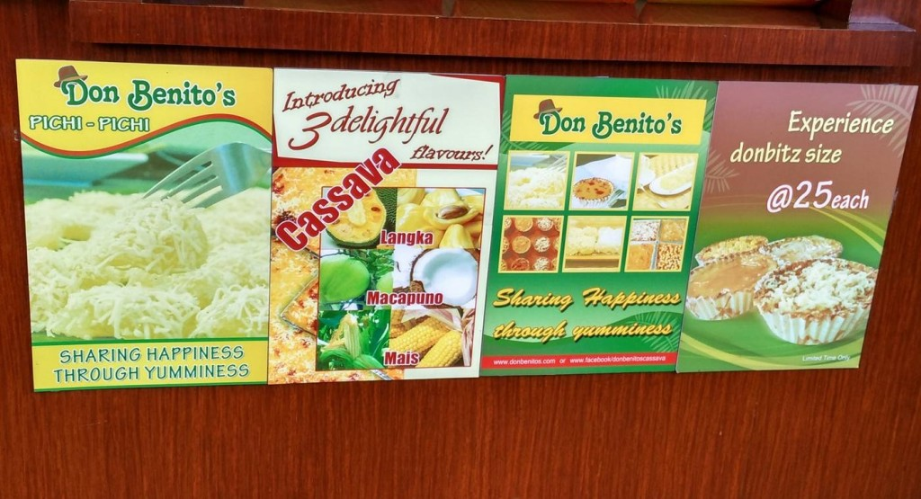 Don Benitos Flavours - Cebu