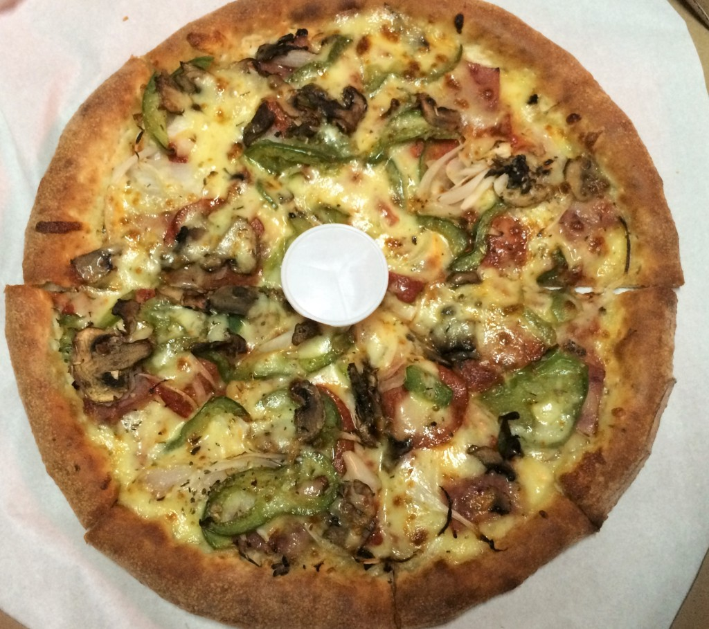 New York Special Pizza