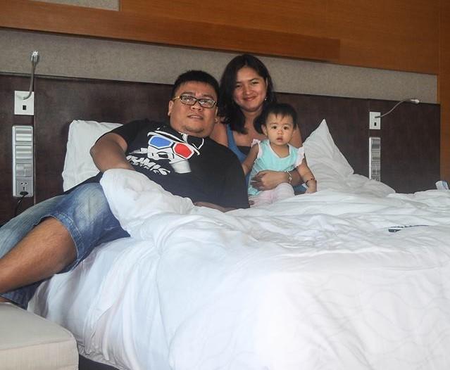 Staycation at Radisson Blu Hotel