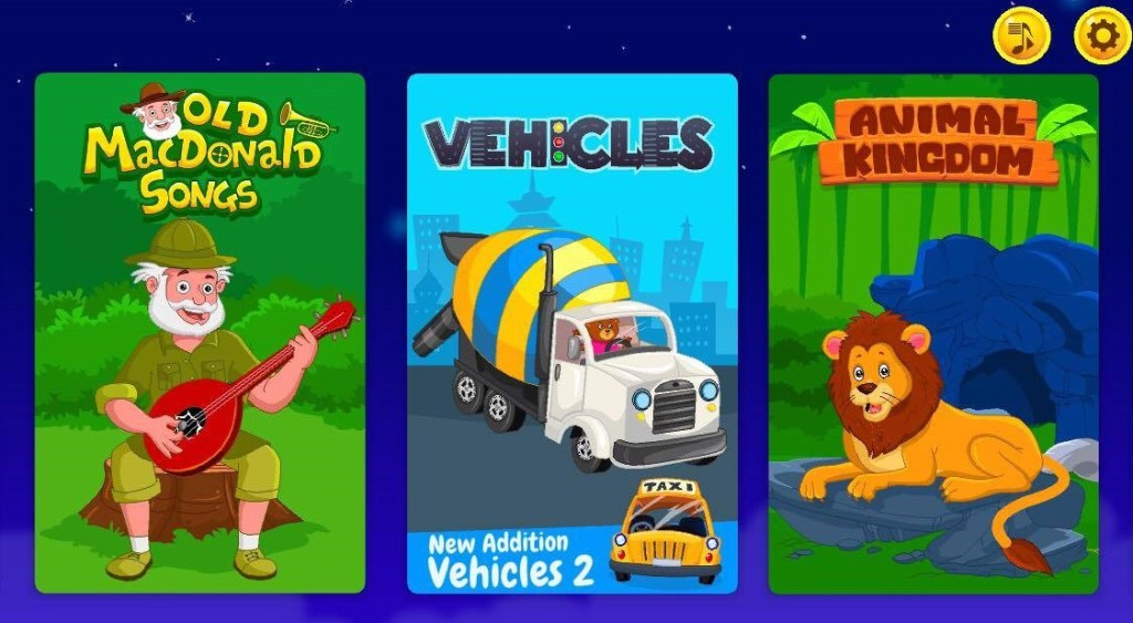 Kidloland App Screenshots - 3