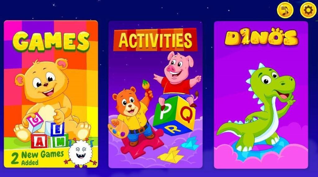 Kidloland App Screenshots - 4
