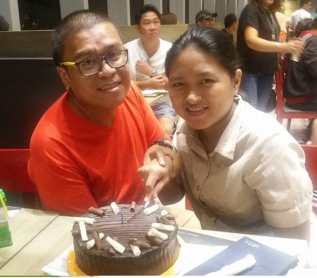 Leona's cake for bday boy
