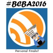 personal finalist BCBA2016