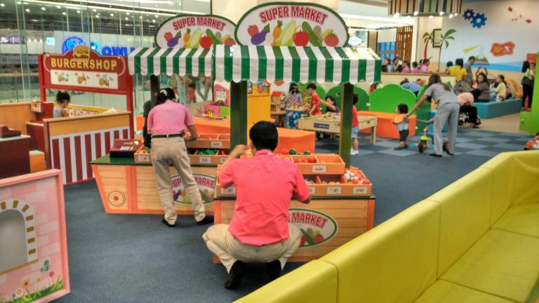 KIDZOONA AT SM SEASIDE CITY CEBU