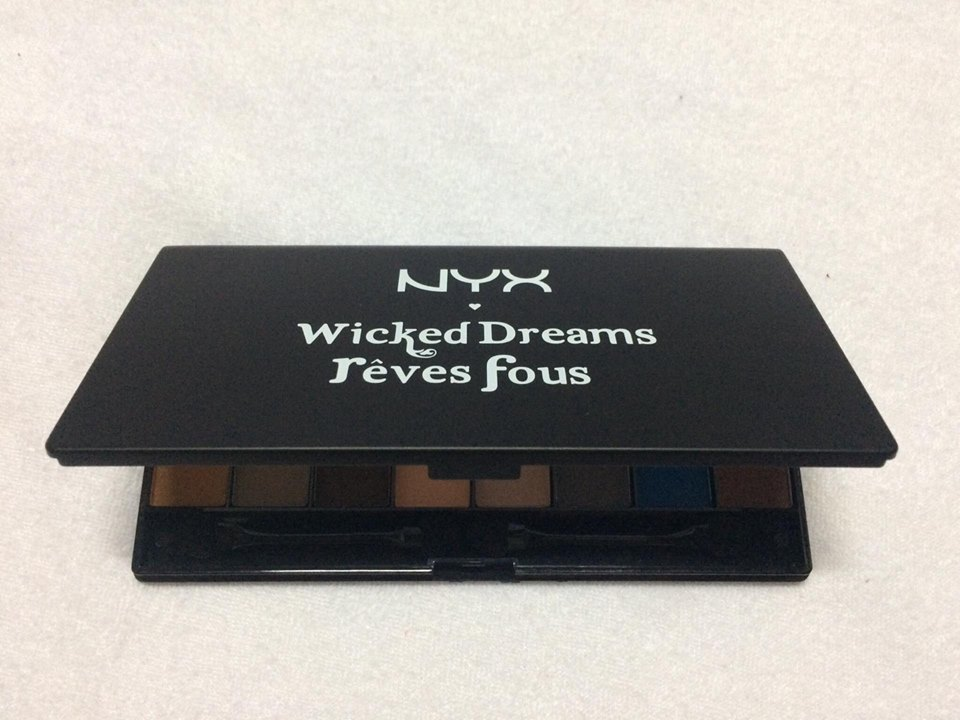 nyx wicked dreams eye shadow beautymnl order