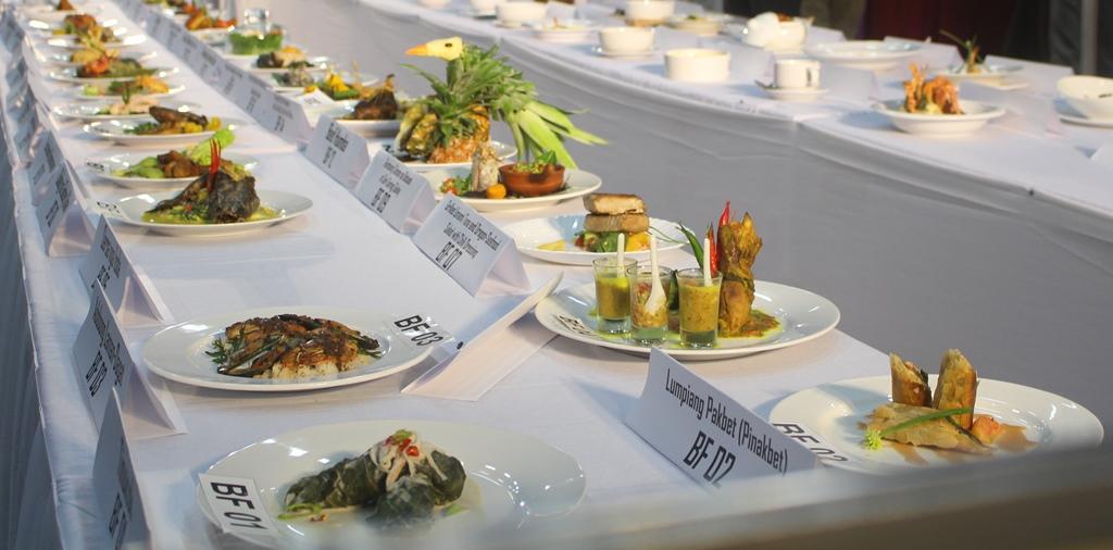 A spread of umami or delicious food