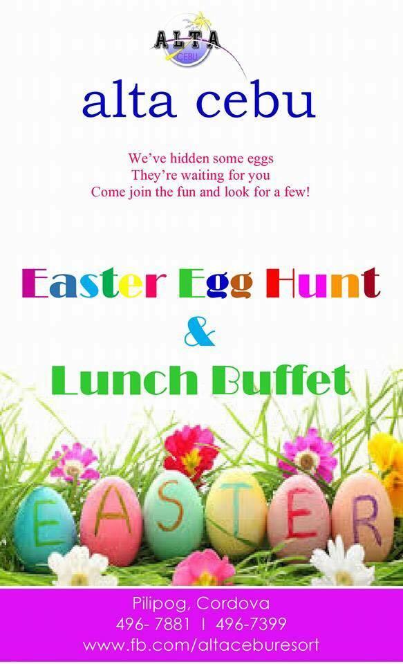 Alta easter egg hunt 2017