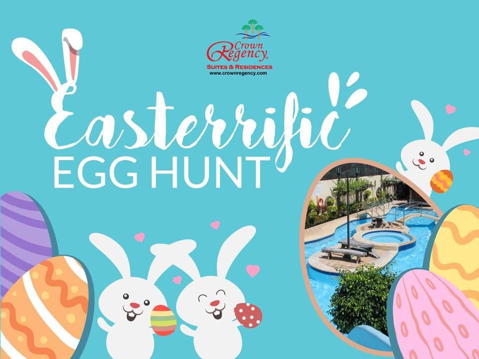 crown regency mactan easter egg hunt 2017