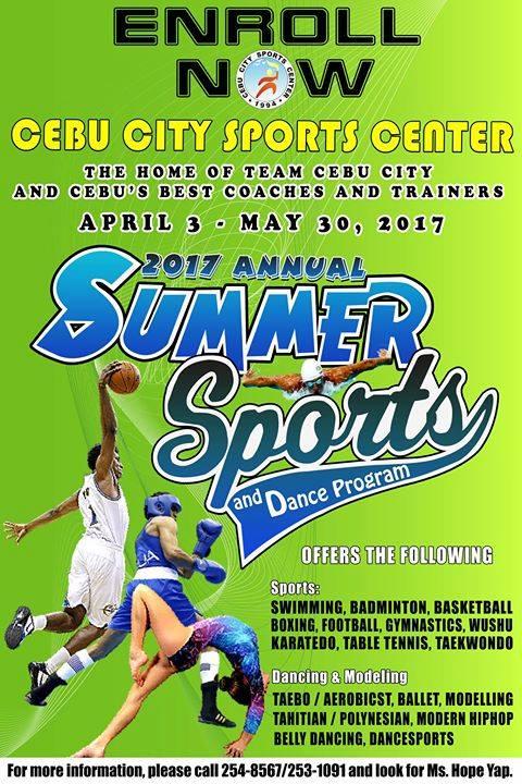 summer class 2017 - sports