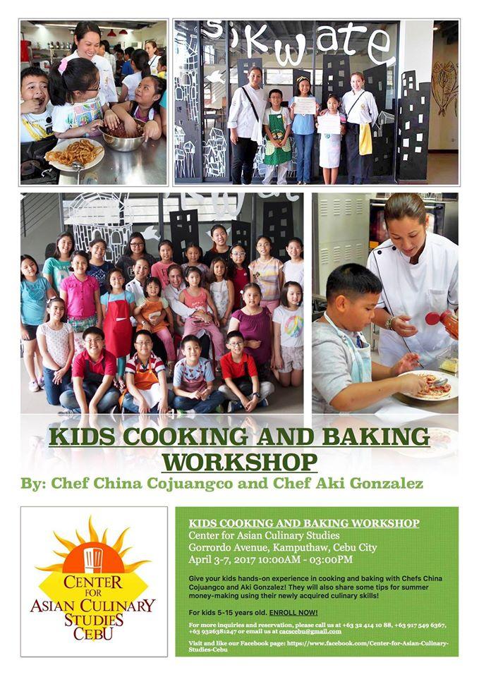 summer class 2017 - cooking