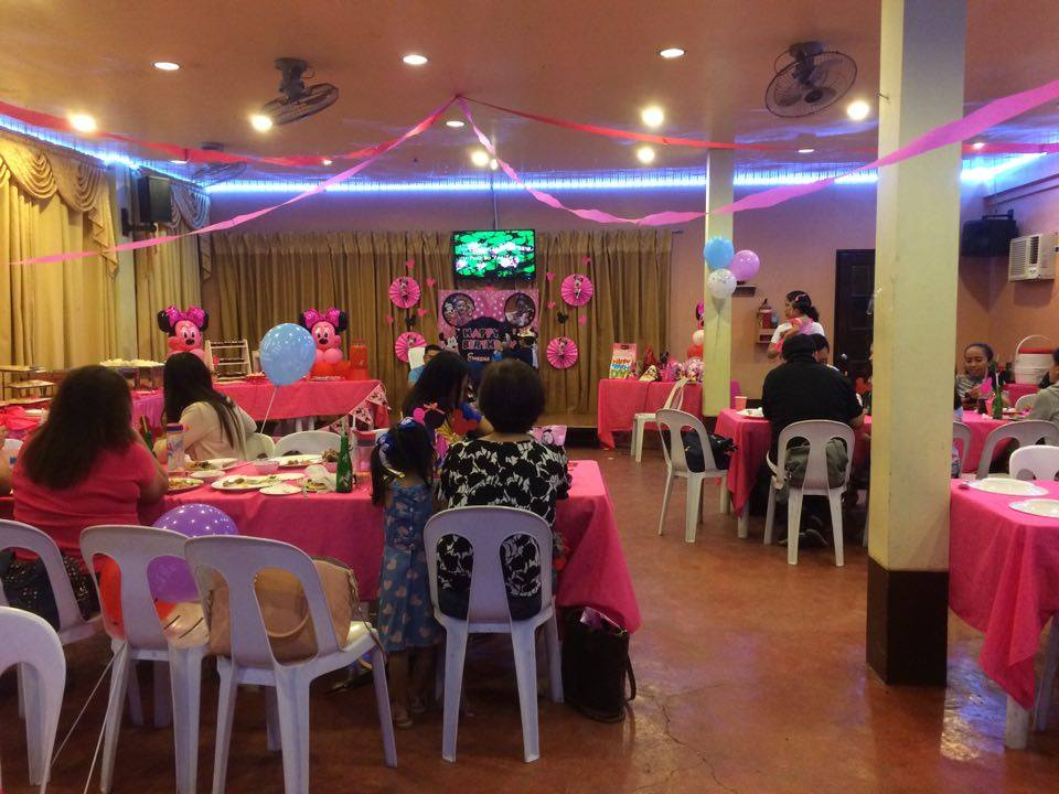 AA BBQ - Guadalupe event room