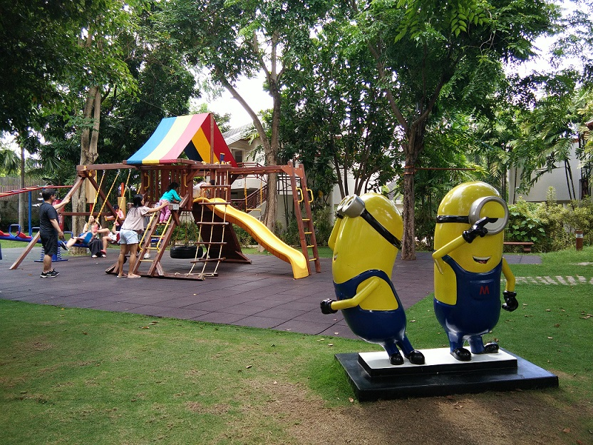 Jpark children's playground