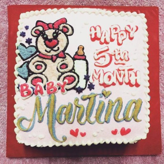 cakes R Us baby cake