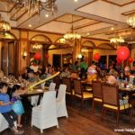 Pino Restaurant function room