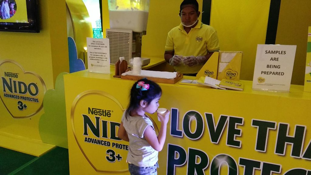 louise-drinking-nido