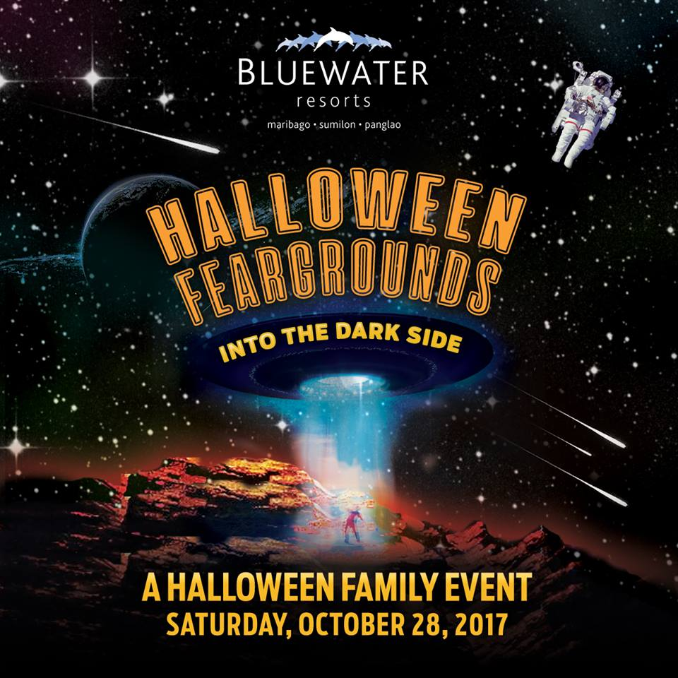 Bluewater Maribago Halloween event